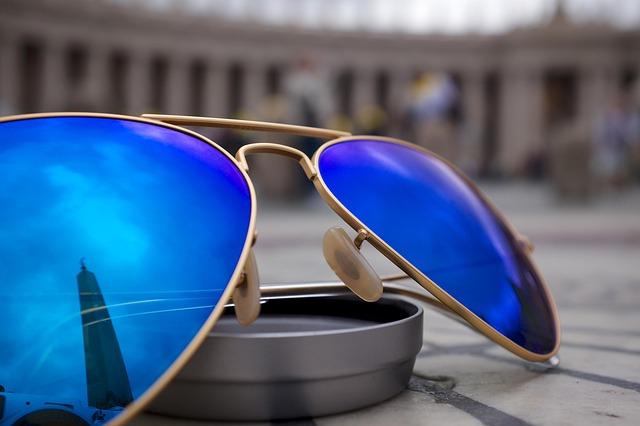aviator solbrille